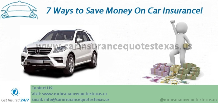 5 Ways to Save Money on Car Insurance