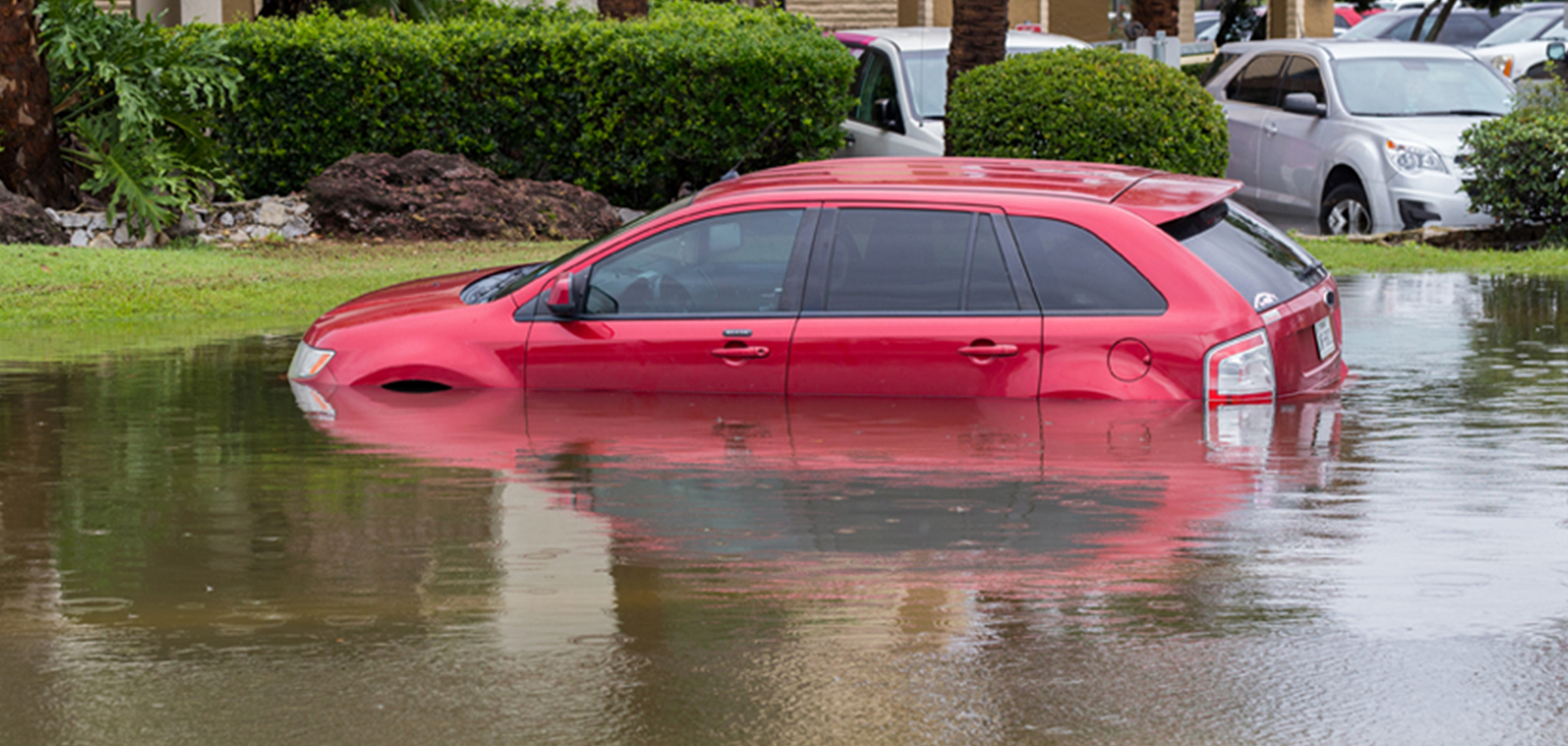 What To Do If You're Car Gets Flooded