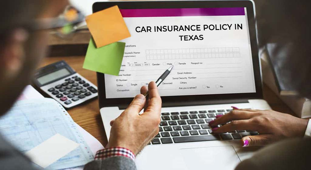 Car Insurance Policy in Texas